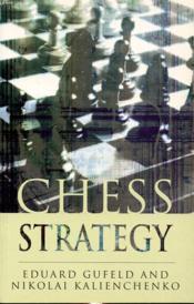 Chess Strategy - Couverture - Format classique