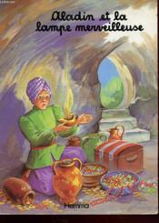 Aladin Et La Lampe Merveilleuse - Couverture - Format classique