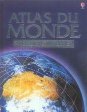 Atlas du monde avec liens internet - Intérieur - Format classique