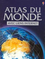Atlas du monde avec liens internet - Couverture - Format classique
