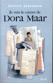 Je suis le carnet de Dora Maar - Couverture - Format classique