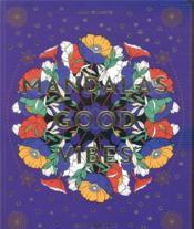 Mandalas good vibes - Couverture - Format classique
