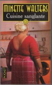 Cuisine sanglante - Couverture - Format classique