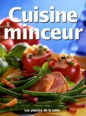 Cuisine Minceur - Couverture - Format classique