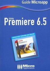Premiere 6.5 - Intérieur - Format classique