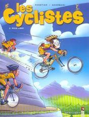 Les cyclistes - tome 02 - Intérieur - Format classique