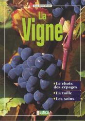 La Vigne - Couverture - Format classique
