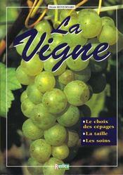 La Vigne - Intérieur - Format classique