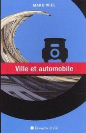 Ville Et Automobile - Intérieur - Format classique
