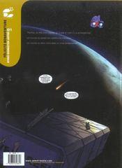 Félicité Bonaventure t.1 - 4ème de couverture - Format classique