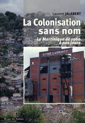 La Colonisation sans nom - Intérieur - Format classique