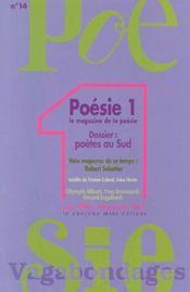 Revue poesie vagabondages n14 - Intérieur - Format classique
