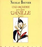 Une orchidée qu'on appela Vanille - Couverture - Format classique