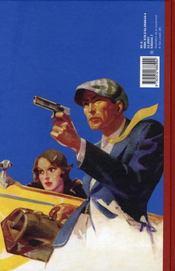 Dictionnaire des littératures policières t.1 - 4ème de couverture - Format classique