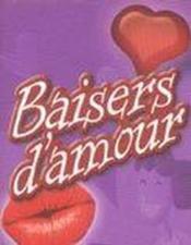 Baisers D'Amour - Couverture - Format classique