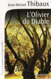 L'olivier du diable - Couverture - Format classique