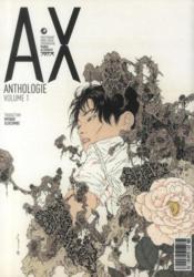 Ax Anthologie N.1 - 4ème de couverture - Format classique