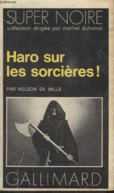 Collection Super Noire N° 39. Haro Sur Les Sorcieres. - Couverture - Format classique
