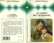 Au Jardin De L'Harmonie - But Know Not Why - Couverture - Format classique