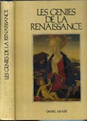 Histoire Universelle De La Peinture .. 5. Génies De La Renaissance Italienne. L'Homme En Jeu - Couverture - Format classique