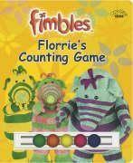 Fimbles: florrie's counting game - Couverture - Format classique