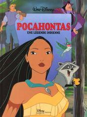 Pocahontas ; une légende indienne - Intérieur - Format classique