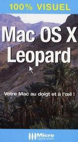 Mac OS X léopard - Intérieur - Format classique