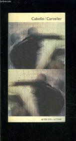 Cabello - carceller - Couverture - Format classique