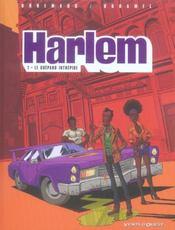 Harlem t.1 ; le guépard intrépide - Intérieur - Format classique
