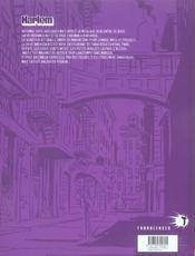 Harlem t.1 ; le guépard intrépide - 4ème de couverture - Format classique