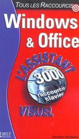 Windows Et Office ; 300 Raccourcis Clavier - Intérieur - Format classique