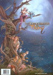 Les conquérants de Troy T.1 ; exil à Port-Fleuri - 4ème de couverture - Format classique