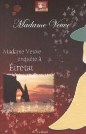 Madame Veuve - Couverture - Format classique