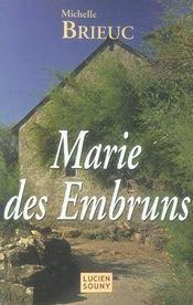Marie des embruns - Intérieur - Format classique