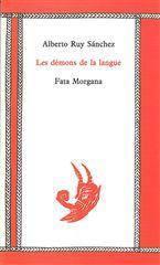Demons De La Langue (Les) - Couverture - Format classique