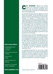 La mécanique du vol de l'avion léger (2e édition) - 4ème de couverture - Format classique