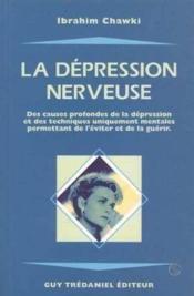 La Depression Nerveuse - Couverture - Format classique