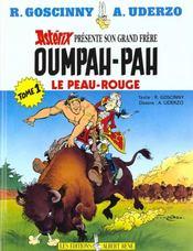 Oumpah-pah le peau-rouge tome 1 - Intérieur - Format classique