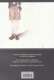 Coy t.2 - 4ème de couverture - Format classique