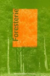 Foresterie - Couverture - Format classique