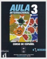 Aula internacional 3 ; espagnol ; livre de l'élève - Couverture - Format classique