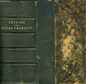 Les Codes Francais Collationnes Sur Les Textes Officiels - Couverture - Format classique