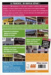 Franchise ; le guide complet 2011 - 4ème de couverture - Format classique