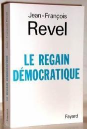 Le Regain Democratique - Couverture - Format classique