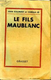 Le Fils Maublanc - Couverture - Format classique