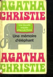 Une Memoire D Elephant. Elephants Can Remember. - Couverture - Format classique