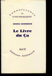 Le Livre Du Ca - Couverture - Format classique