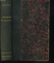 Le Coeur Et L'Esprit De Madame De Lafayette. Portraits Et Docuements Inedits - Couverture - Format classique