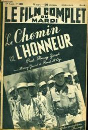 Le Film Complet Du Mardi N° 2428 - 19e Annee - Le Chemin De L'Honneur - Couverture - Format classique