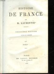 Histoire De France - Tome 5 - Couverture - Format classique